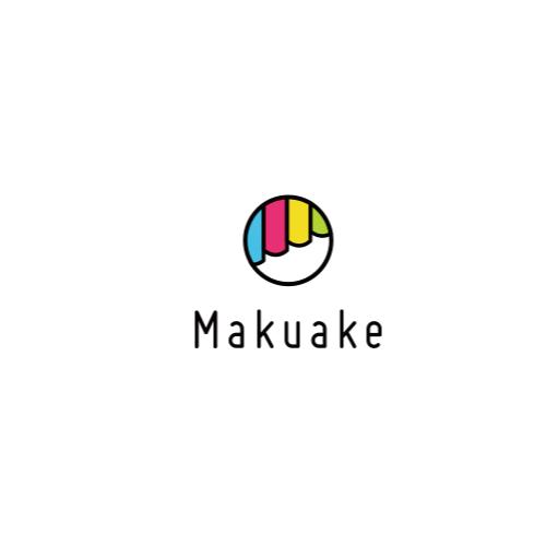 クラウドファンディングMakuakeロゴ